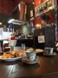 ヴァーユワインズさんのカフェに行ってきました。【プラスホーム 長岡】