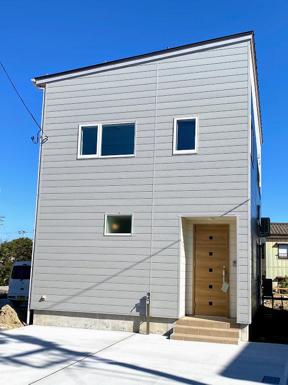 【アクセントクロスに注目】北欧風の3LDK住宅が完成しました!